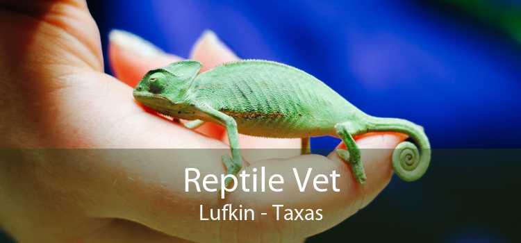Reptile Vet Lufkin - Taxas